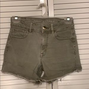 American Eagle Outfitters stretch shorts